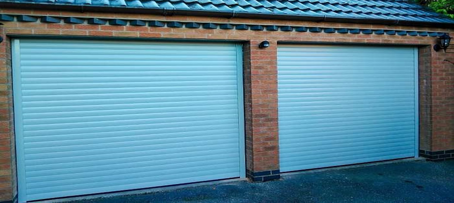 Domestic Roller Garage Doors Installed Repaired And